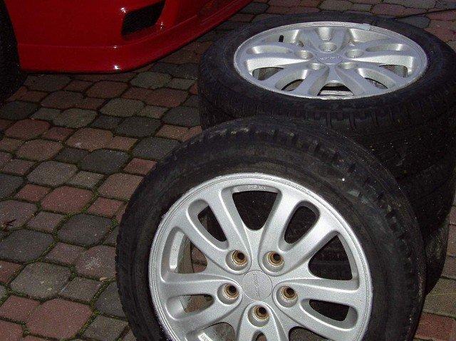 Mazda 323 BG8 GT-R Alufelge 5,5 x 15