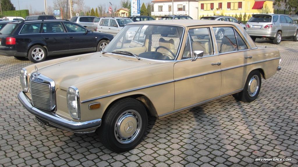 Wundersch�ner Mercedes 220/8