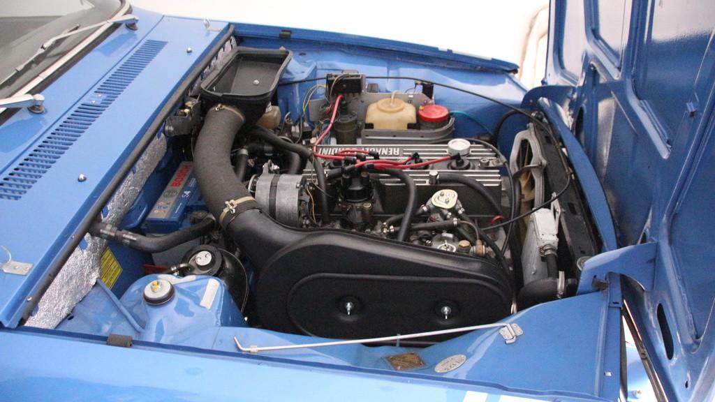 Originaler R12 Gordini - Verkauft