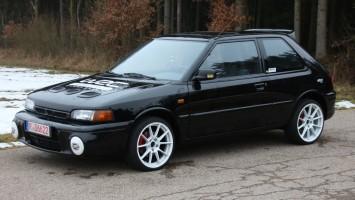 Mazda 323 GTR BG8 4WD Turbo