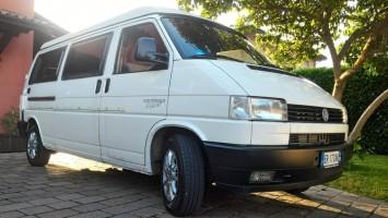 VW T4 Carthago Malibu 32.1 Womo m Nasszelle