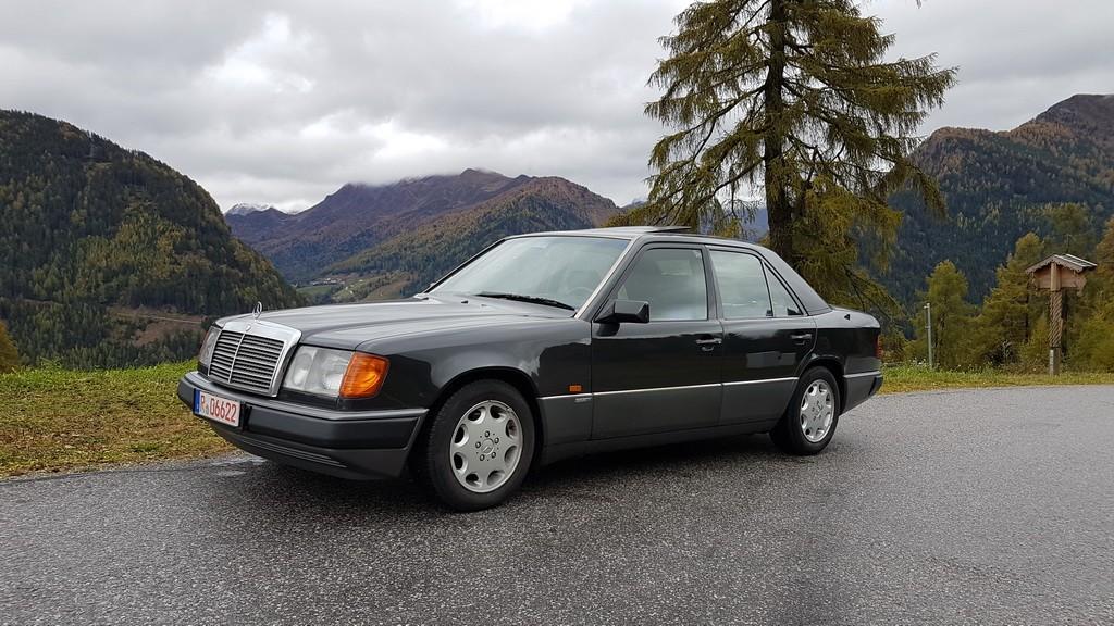 Mercedes E200 W124 Klima Leder u v m
