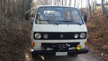 VW T3 Syncro 16
