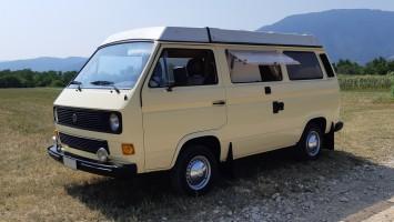 VW T3 Camper POP TOP Diesel 50HP