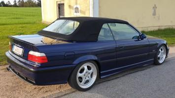 BMW 328 i Cabrio M Hardtop *Sommerfahrzeug*